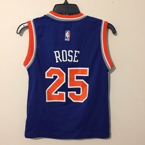 Youth Derrick Rose New York Knicks jersey